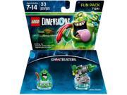 Warner Brothers LEGO Dimensions Fun Pack Ghostbusters-Slimer