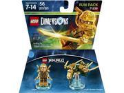 Warner Brothers LEGO Dimensions Fun Pack LEGO Ninjago-Lloyd