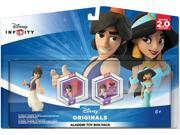Disney INFINITY: Disney Originals (2.0 Edition) Aladdin Toy Box Pack