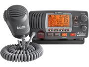 Cobra MRF77BGPS 25 Watt Class-D Fixed Mount VHF Radio Grey
