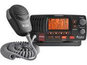 Cobra MRF57B 25 Watt Class-D Fixed Mount VHF Radio, Black