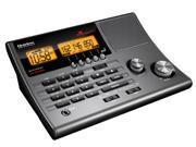 Uniden BC370CRS CRS Clock Radio Base Scanner