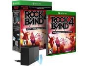 Rock Band 4 with Legacy Game Controller Adapter - Xbox One