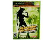 Karaoke Revolution Party XBOX game KONAMI