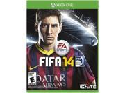 FIFA 14 Xbox One Video Games EA
