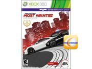 PRE-OWNED Need for Speed: Most Wanted Xbox 360