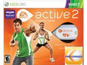 Pre-owned EA Sports Active 2 Xbox 360