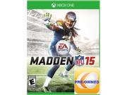 Pre-owned Madden NFL 15  Xbox One N82E16874105927