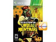PRE-OWNED Red Dead Redemption: Undead Nightmare Collection Xbox 360