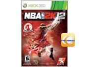 PRE-OWNED NBA 2K12 Xbox 360