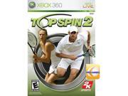 Pre-owned Top Spin 2  Xbox 360