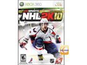 Pre-owned NHL 2K10  Xbox 360