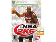 Pre-owned NBA 2K6  Xbox 360