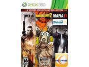 Pre-owned Rogues & Outlaws Collection (Mafia II, The Line, Borderlands 2) Xbox 360