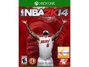 PRE-OWNED NBA 2K14  Xbox One N82E16874113129