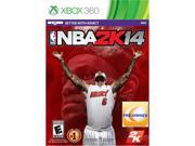 Pre-owned NBA 2K14 Xbox 360