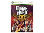 Guitar Hero: Aerosmith Xbox 360 Game