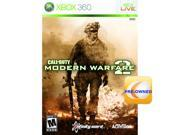 PRE-OWNED Call of Duty: Modern War 2 Xbox 360
