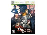 Operation Darkness Xbox 360 Game