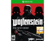 PRE-OWNED Wolfenstein: The New Order  Xbox One