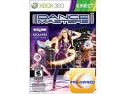 Pre-owned DanceMasters Xbox 360
