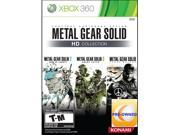Pre-owned Metal Gear Solid HD Collection Xbox 360