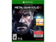 Pre-owned Metal Gear Solid V: Ground Zeroes  Xbox One N82E16874149086