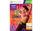 Pre-owned Zumba Fitness: Join the Party Xbox 360