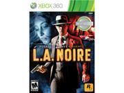 L.A. Noire Xbox 360 Game