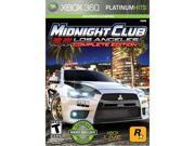 Midnight Club: Los Angeles Complete Edition Xbox 360 Game