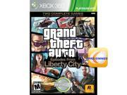 PRE-OWNED Grand Theft Auto: Episodes From Liberty City Xbox 360
