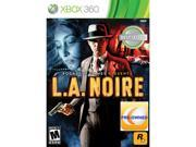 Pre-owned L.A. Noire  Xbox 360