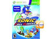 PRE-OWNED Sonic Free Riders Xbox 360