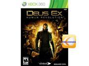 PRE-OWNED Deus Ex: Human Revolution Xbox 360