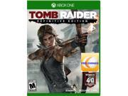 PRE-OWNED Tomb Raider Definitive Edition  Xbox One N82E16874165071