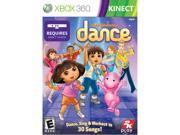 Nickelodeon Dance Xbox 360 Game
