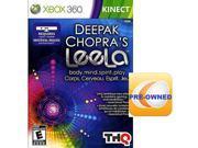 Pre-owned Deepak Chopra's Leela Xbox 360
