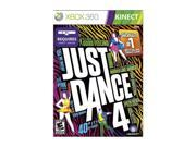 Just Dance 4 Xbox 360 Game