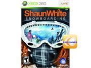PRE-OWNED Shaun White Snowboarding Xbox 360
