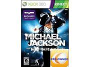 Pre-owned Michael Jackson The Experience Xbox 360