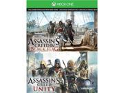 Assassin's Creed IV Black Flag & Assassin's Creed Unity - Xbox One