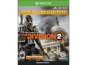 Tom Clancys The Division 2 Gold Steelbook Edition - Xbox One