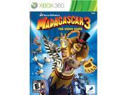 Madagascar 3: The Video Game Xbox 360 Game