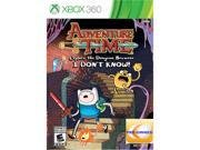 Pre-owned Adventure Time: Explore the Dungeon Because I DON'T KNOW! Xbox 360