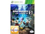 Pre-owned Disney Epic Mickey 2: The Power of Two Xbox 360