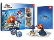 Disney INFINITY Toy Box Bundle Pack 2.0 Edition Xbox One