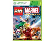 LEGO: Marvel Super Heroes Xbox 360 Game
