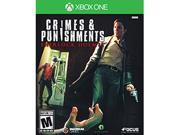 Crimes and Punishments: Sherlock Holmes Xbox One