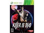 Killer is Dead Xbox 360 Game