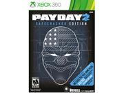 Payday 2 Safecracker Xbox 360